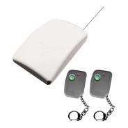 Kit Inalámbrico Receptor + 2 Control Remoto Ubeep X28 Alarma