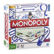 Monopoly Popular Juego De Mesa Original Hasbro Scarlet Kids