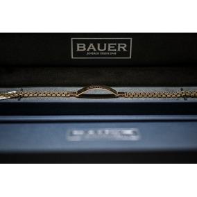 Esclava Con Placa Tipo Rolex Oro De 14 Kilates 9.8 Gr 18 Cm