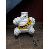 Muñeco Bibendum Michelin De Fundicion Gomeria Automobilia
