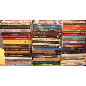 Lote Com 60 Livros De Assuntos Variados