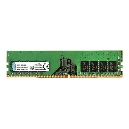 Memória RAM ValueRAM color Verde  8GB 1x8GB Kingston KVR24N17S8/8