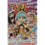 Mangá One Piece - Edição 74 - 232 Páginas