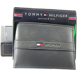 Billeteras De Hombre Tommy Y Columbia Originales