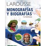 Paquete Libros Monografias Y Mapas Esquemas 1-3° Primaria