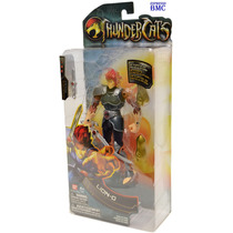 Lion-o Figura Articulada De 15cm Thundercats Bandai #33051