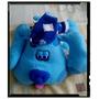 Peluche Blu Pistas De Blu