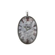 Reloj De Pared Uttermost 06642 Argento Antique
