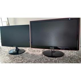 Televisores Samsung 22 E 24 Polegadas, Full Hd, Hdmi, Lcd.