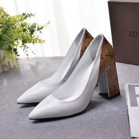 Sapato Feminino Louis Vuitton 5