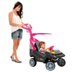 Carrinho De Passeio - Smart Baby Comfort Menina - Bandeirant