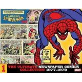 Hombre Araña Coleccion De Tiras Comicas De Prensa Stan Lee