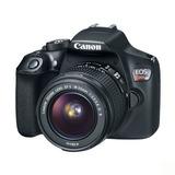 Kit Camara Canon T6 Con 18-55mm Iii Y 75-300mm Iii