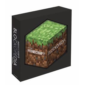 Libro Minecraft Blockopedia (usado Y En Muy Buen Estado)