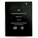 Bateria Para Celular Marca Ekt Modelo Ek-5540