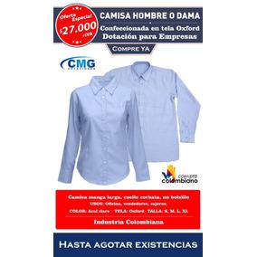 b8b06c04db Camisa En Oxford Para Hombre Camisas - Camisas en Mercado Libre Colombia