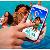 Moana - Video Invitación