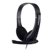 Headset P/ Home Office Hoopson F-046 Com Microfone Ajustavel