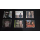 Juanes Shakira, Arjona , Vives ,metallica Cds Varios Oferta