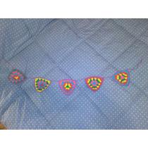 Dulce Navidad - Banderines Al Crochet