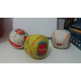 Mini Bolas Olimpicas Coca Cola Olimpíada Atlanta 1996