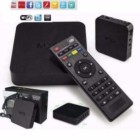 Tv Box Android Google Smart Tv 4k Hd Wi-fi Netfix Barato Top