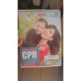 Rcp Cpr Maniquí Primeros Auxilios Urgencia Anytime