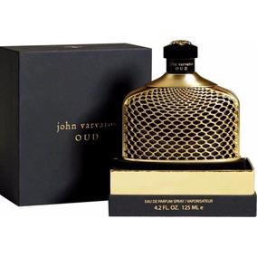 Perfume John Varvatos Oud 125ml Edp Masc. Original Lacrado!!