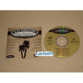 Lo Mejor De La Salsa 1997 Max Music Cd India Jerry Rivera
