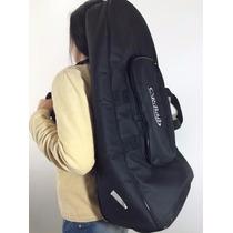 Capa Bag Para Bombardino Acolchoado Extra Luxo