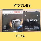 Bateria Bosch Gel Kawasaki Ex 250r Ninja Ytx7l-bs Deltoya