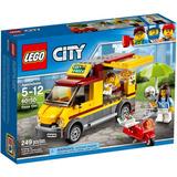 Lego City 60150 Van De Entrega De Pizzas 249 Peças