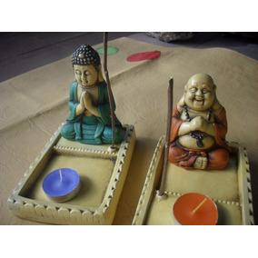jardin zen miniatura y dios ganesha