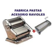 Maquina Fabrica Pastas Pastanova Premiun + Acces. Raviolero