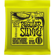 Encordado Guitarra Ernie Ball Regular Slinky .010 Leomusic