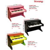 Pianos Niños Scorpion
