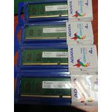 Adata - Ddr4 4gb - 2133mhz Pc4-17000 Ad4u2133j4g15-s