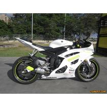 Yamaha R-6 501 Cc O Más