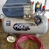 Compresor Maute 2hp 40lts