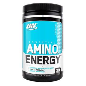 Amino Energy On 30 Serv 270g Cotton Candy Aminoacidos