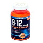 B-12 X 100 Tabs Saturn Supplements Vitamina B12