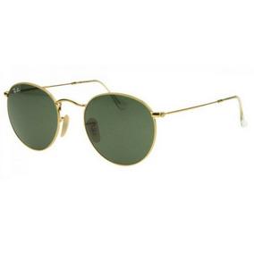 Oculos Sol Ray Ban Round Metal Rb3447 50mm Black Friday aae89cfc83
