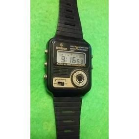 Reloj De Pulsera Vintage Armitron Radio