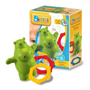 Bimbi Hipopótamos 2 Aritos Agua 01-0114 Envio Full (2878)