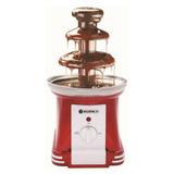 Fuente Cascada De Chocolate Fondue Suzika Sz-cas054 3 Pisos