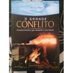 O Grande Conflito Livro Por Ellen G. White 384 Páginas