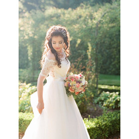 Vestido De Noiva Da Marca Americana Aria Dress Los Angeles