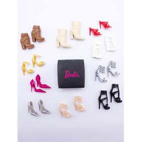 Sapatos Coleção Barbie Collector - Mattel