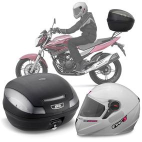 Pecas De Reposicao Do Bau De Moto Givi E55 - Acessórios de Motos no ... 84f536c6f04