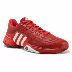 Tênis adidas Barricade 2016 Vermelho N° 41